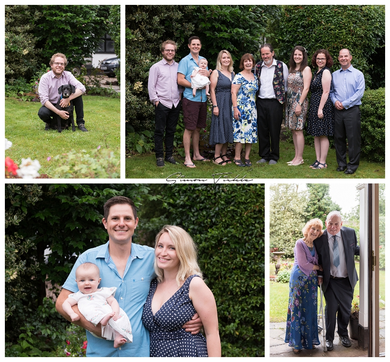 60 years of marriage. Family photoshoot in mansfield, nottingham