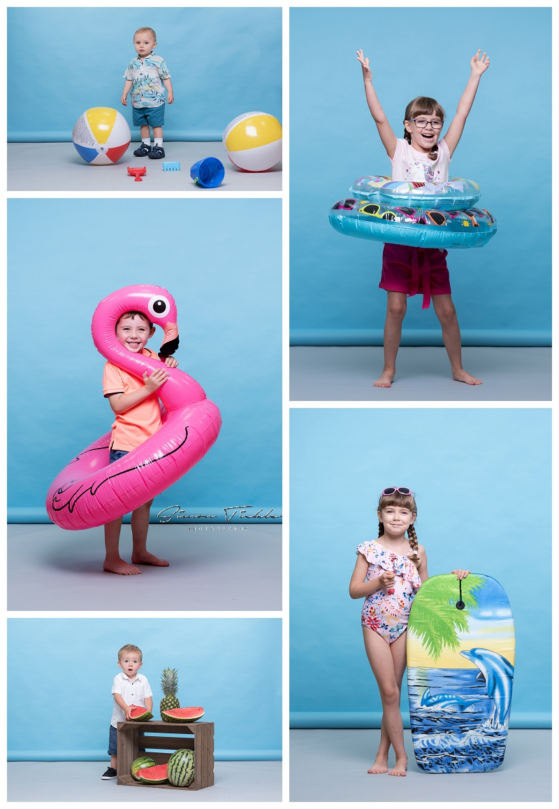 summer mini studio photoshoot mansfield nottingham