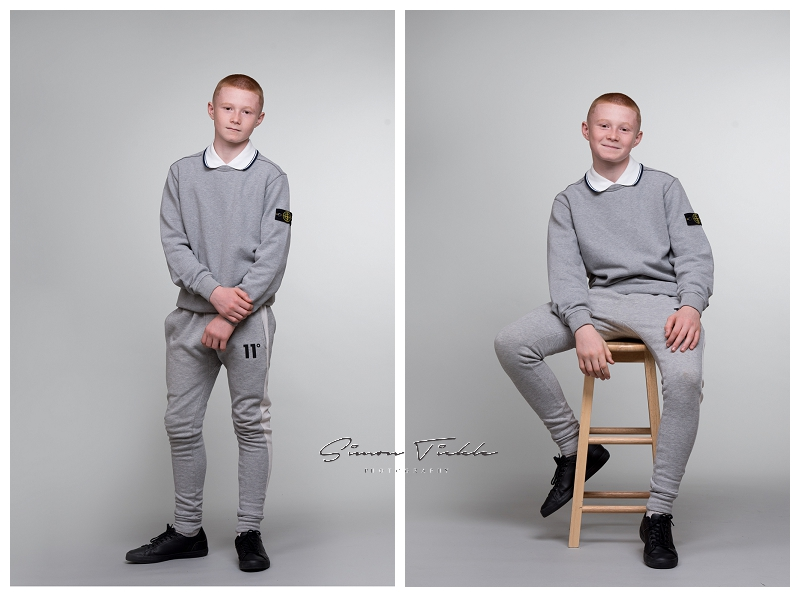 teen photoshoot in studio, mansfield