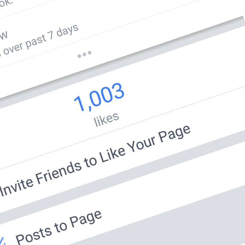 1000 likes on facebook!