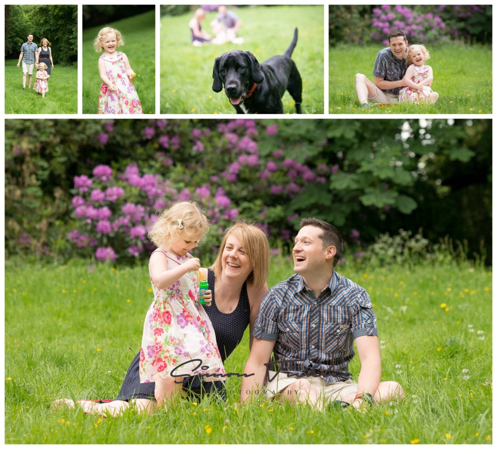 family-photoshoot-in-park-mansfield-nottingham