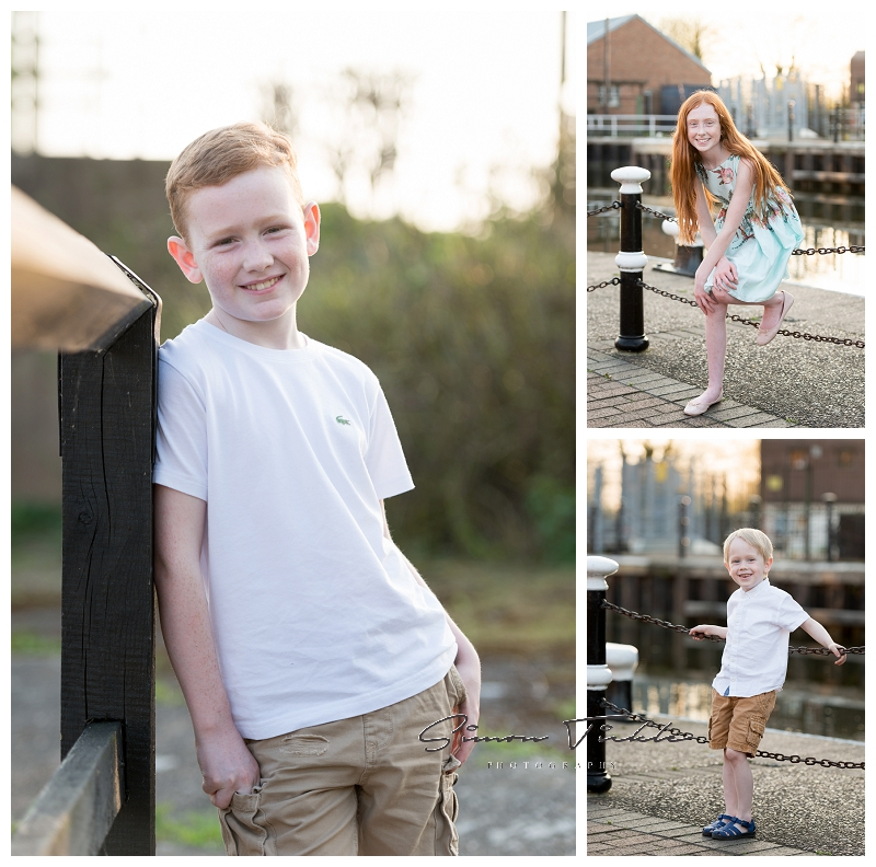 summer family photoshoot in nottingham & mansfield