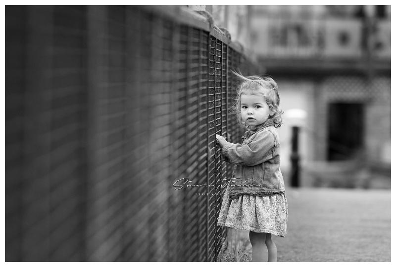 urban family photoshoot in mansfield nottingham